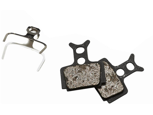 Reverse AirCon Replacement Brakepad for Formula Mega 2pc schwarz